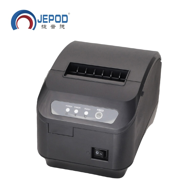 XP-Q200II 80mm thermal printer 80mm kitchen printer USB port POS 80mm  thermal receipt printer USB+Serial/LAN
